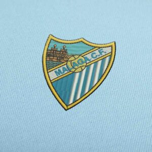 Malaga CF Logo Embroidery design for Instant Download