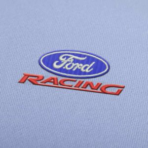 Ford Racing Logo Embroidery design for Instant Download