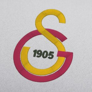 Galatasaray SK Istambul Embroidery Design For Instant Download