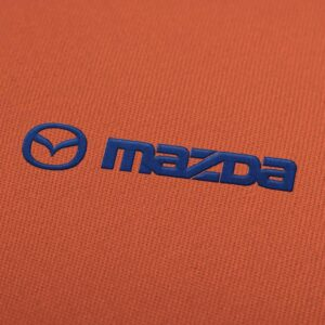 Mazda logo Embroidery Design For Instant Download