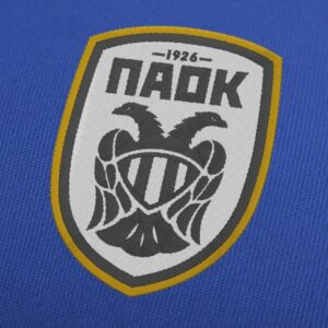 Paok FC Logo Greek Soccer Embroidery Design For Instant Download