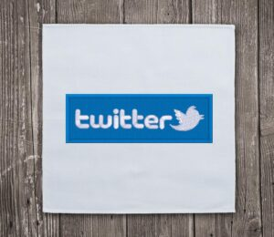 Twitter Logo - Embroidery design download